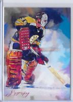 Gerry Cheevers Authentic Artist Signed Limited Edition Giclee Print Cards 50/50