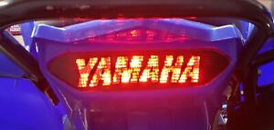 Raptor 700 Brake Light Vinyl Decal (YAMAHA decal) Part accessories