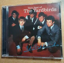 The Yardbirds - the very best of the Yardbirds - CD in gutem Zustand