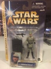 Admiral Ozzel Executor Assault 2004 Empire ESB Star Wars Saga Gold #16 New