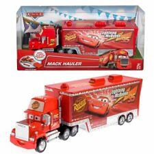 Hauler Mack Truck | Disney Cars | Spiel Set Transporter | Mattel BLV15