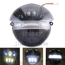 LED Headlight Front Replace Headlamp For Ducati Monster 696 795 796 1100