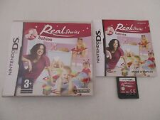 REAL STORIES BABIES - NINTENDO DS - JEU DS LITE DSi COMPLET