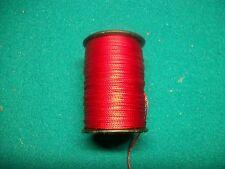 Brownell #4 Nylon Peep Nock Serving Thread Red