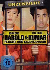 DVD Harold & (und) Kumar - Flucht aus Guantanamo - NEU