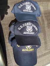 US Coast Guard Auxiliary Ball Cap-Off Duty Wear