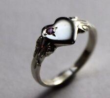 White Sapphire Sterling Silver Fine Jewellery