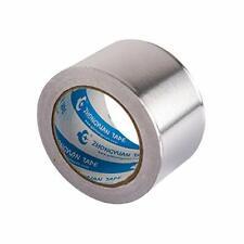 Aluminum Foil Air Duct Tape 39mil Thick 2 X 65 Ft For Hvac Pipe Metal Repair