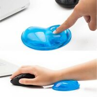 Silicone Wrist Rest Gel Mouse Pad Wrist Support For Office Computer Laptop PC