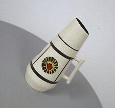 Keramik Design Vase Tischvase Henkel Kanne Vintage Nierentisch Ära 50er Jahre