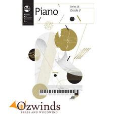 AMEB Piano Series 18 Grade Three 2018 - The Latest Edition Grade 3