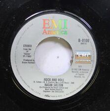 Rock 45 Kasim Sulton - Rock And Roll / Don'T Break My Heart On Emi America