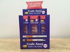 Crafe Away Regular Filters (for Standard shop bought cigarettes)