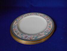 """Noritake Bone china dinnerware EMBASSY SUITE (4) Bread Plates 9756 6 5/8"""""""