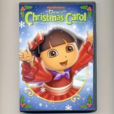 Dora the Explorer: Dora's Christmas Carol Adventure, animated children's DVD PBS