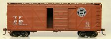 HO Roundhouse 85724 12.2m M einzeln Mantel Boxcar W/ Holz Enden SP 20408
