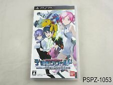 Digimon World Re:Digitize PSP Import Japanese Portable Japan JP US Seller A