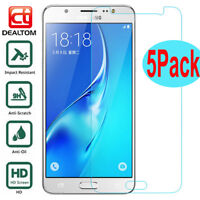 Tempered Glass Screen Protector For Samsung Galaxy J5 J7 Pro J4 J6 J8 Plus UK