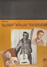 MARVIN RAINWATER - rockin' rollin' rainwater LP