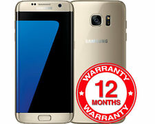 Samsung Galaxy S7 edge SM-G935F - 32GB - Gold Platinum (Unlocked) Smartphone