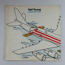 NEIL YOUNG Landing On Water GHS24109 TML LP Vinyl VG+ Cover VG+ Sleeve