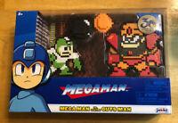 MEGA MAN CLASSIC 8-Bit Blu MEGAMAN VS Cut Man Mini figura 2-Pack