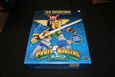 "Power Rangers Zeo - Zeo Megazord 12"" Action Figure - 2020 Hasbro - Open Box!!!"