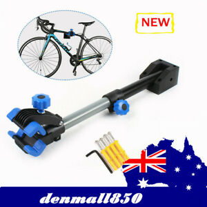 Heavy Duty Bike Wall Mount Rack Hanger Clamp Bicycle Work Stand Clips for Bike