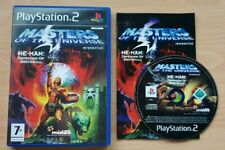 Masters of the Universe - PAL (UK - English) - PlayStation 2 - PS2
