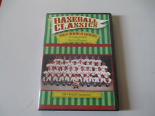 BASEBALL CLASSICS-1964 WORLD SERIES-ST. LOUIS VS.YANKEES-REGION 1 U.S. & CAN-DVD