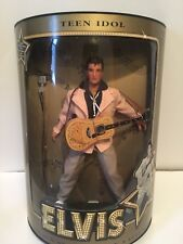 "Elvis Presley Teen Idol 12"" Doll Commemorative Edition NIB"