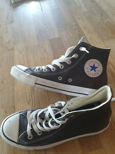 Converse All Star Gr: 39    Leder