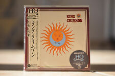 NEW SEALED King Crimson Lark's Tongues in Aspic mini-LP HQCD HDCD Japan rare OOP