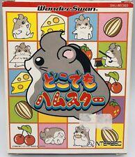 Bandai WonderSwan Dokodemo Hamster Japan Version US Seller