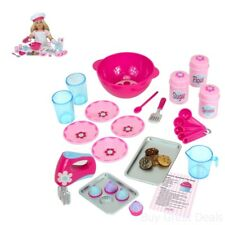 18in Doll Baking Set of 26pcs Fits American Girl Doll Furniture Mini Doll Set