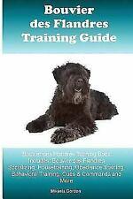Bouvier Des Flandres Training Guide, Paperback by Gordon, Mikaela, Like New U.