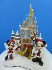 Disney Christmas Cinderella Castle  - NEW