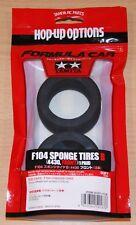Tamiya 54167 F104 Esponja Neumáticos/Neumáticos B (4430, frontal) 1 Pair (F104 Pro/F104X1) nuevo en paquete