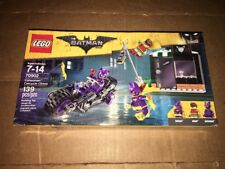 2016 The LEGO Batman Movie Catwoman Catcycle Chase 139 Pcs 70902 New