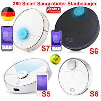360 S7 S6 S5 Smart Roboter Saugroboter Staubsauger APP Control Vacuum Cleaner DE