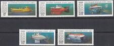 Sowjetunion 6138 - 6142 postfrisch Unterwasserforschungsgeräte