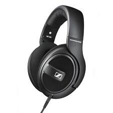 SENNHEISER HD569 Around Ear Headphone with Inline mic Black