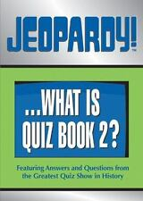 Jeopardy! 2 Featuring Answers Questions from the Greatest Quiz Show In History