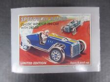 Wind-Up Speedway Racer # 7