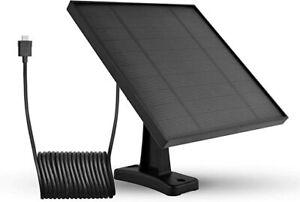 Ezviz pannello di ricarica solare per telecamera c3a cs-cmt