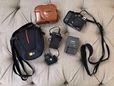 CANON POWERSHOT G10 Digital Camera 14.7mp 5X Optical Zoom + Full Accessories