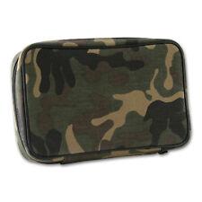 Pfeifentasche für 3 Pfeifen Canvas Camouflage inkl. Zusatztaschen  *NEUWARE*