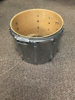 Vintage Unbranded Marching Snare Drum 15x12