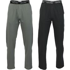 Calvin Klein Cotton Long Pyjama Bottoms for Men