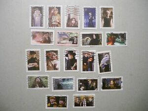 USA Used, 2013 Issue, Harry Potter (Set of 20)